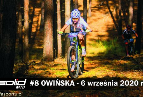 UWAGA! – zmiana godzin startu sektorów w Solid MTB w Owińskach