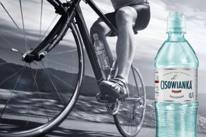 Roczny zapas wody Cisowianka do wygrania na finale Solid MTB