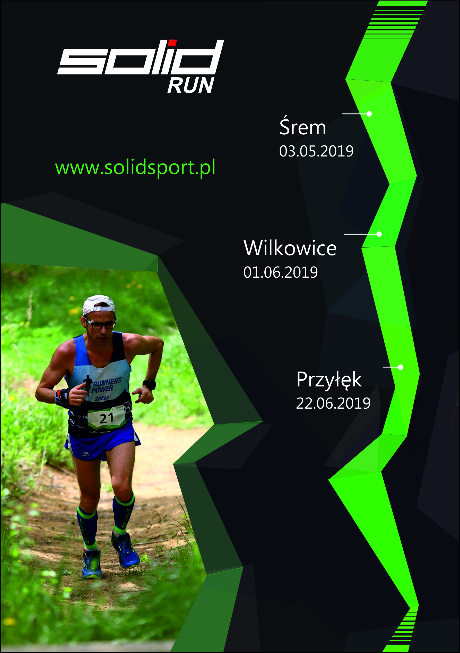 Biegacze na start – 10 km – dla każdego coś miłego :)